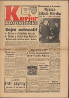 Kurier Szczeciński. 1968 nr 300 wyd.AB