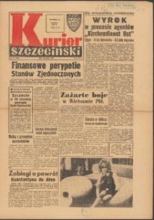 Kurier Szczeciński. 1968 nr 43 wyd.AB