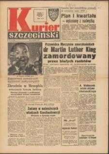 Kurier Szczeciński. 1968 nr 82 wyd.AB