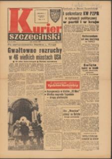Kurier Szczeciński. 1968 nr 83 wyd.AB