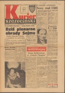 Kurier Szczeciński. 1968 nr 85 wyd.AB + dod. Kurier Akademicki