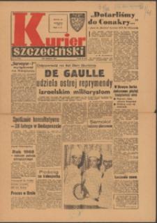 Kurier Szczeciński. 1968 nr 8 wyd.AB