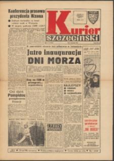 Kurier Szczeciński. 1969 nr 143 wyd.AB