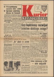 Kurier Szczeciński. 1969 nr 154 wyd.AB