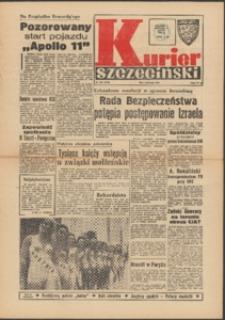 Kurier Szczeciński. 1969 nr 155 wyd.AB