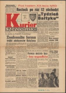 Kurier Szczeciński. 1969 nr 157 wyd.AB
