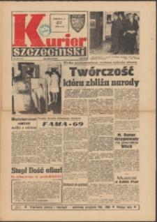 Kurier Szczeciński. 1969 nr 162 wyd.AB