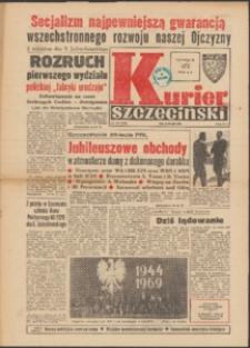Kurier Szczeciński. 1969 nr 168 wyd.AB