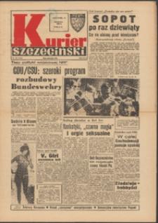 Kurier Szczeciński. 1969 nr 195 wyd.AB