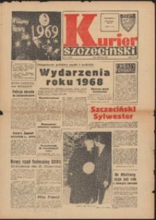 Kurier Szczeciński. 1969 nr 1 wyd.AB
