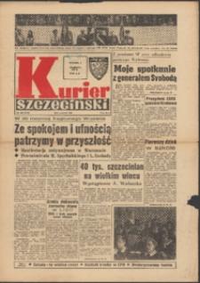 Kurier Szczeciński. 1969 nr 205 wyd.AB