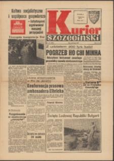 Kurier Szczeciński. 1969 nr 211 wyd.AB
