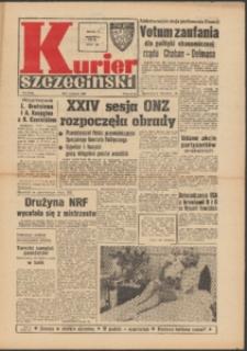 Kurier Szczeciński. 1969 nr 218 wyd.AB