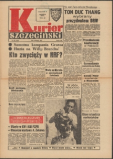 Kurier Szczeciński. 1969 nr 225 wyd.AB
