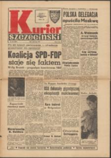 Kurier Szczeciński. 1969 nr 232 wyd.AB