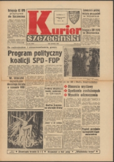 Kurier Szczeciński. 1969 nr 233 wyd.AB