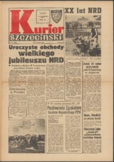 Kurier Szczeciński. 1969 nr 235 wyd.AB