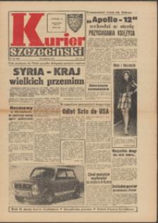 Kurier Szczeciński. 1969 nr 270 wyd.AB + Kurier Akademicki nr 9