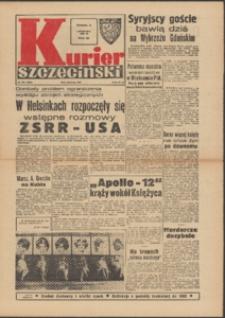 Kurier Szczeciński. 1969 nr 271 wyd.AB