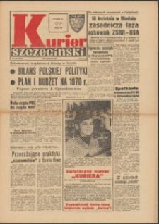 Kurier Szczeciński. 1969 nr 301 wyd.AB