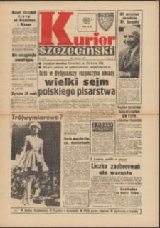 Kurier Szczeciński. 1969 nr 32 wyd.AB + Kurier Akademicki nr 6
