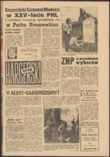 Kurier Szczeciński. 1969 nr 5 Harcerski Trop