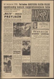 Kurier Szczeciński. 1969 nr 7 Harcerski Trop