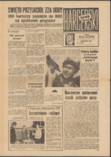 Kurier Szczeciński. 1969 nr 9 Harcerski Trop