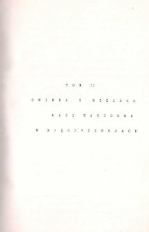 Kronika Miasta i Gminy. Tom 2. Gminna i Miejska Rada Narodowa w Międzyzdrojach. 1954-1972