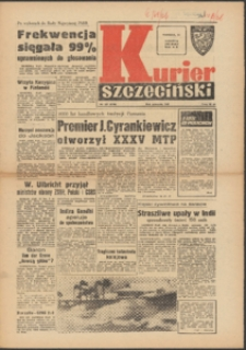 Kurier Szczeciński. 1966 nr 137 wyd.AB