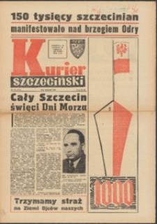 Kurier Szczeciński. 1966 nr 142 wyd.AB