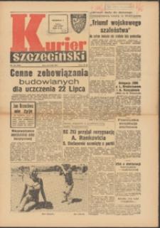 Kurier Szczeciński. 1966 nr 154 wyd.AB