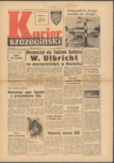 Kurier Szczeciński. 1966 nr 161 wyd.AB