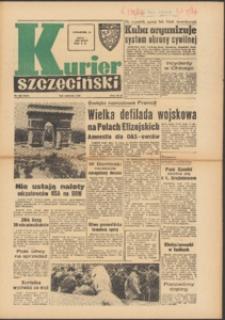 Kurier Szczeciński. 1966 nr 164 wyd.AB + dodatek Harcerski Trop nr 7
