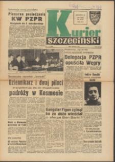 Kurier Szczeciński. 1966 nr 16 wyd.AB + dodatek Harcerski Trop nr 1