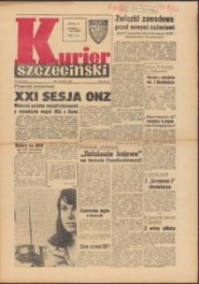 Kurier Szczeciński. 1966 nr 222 wyd.AB