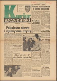 Kurier Szczeciński. 1966 nr 223 wyd.AB + dodatek Harcerski Trop nr 9