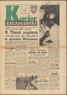 Kurier Szczeciński. 1966 nr 40 wyd.AB + dodatek Harcerski Trop nr 2
