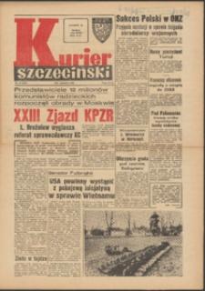Kurier Szczeciński. 1966 nr 74 wyd.AB