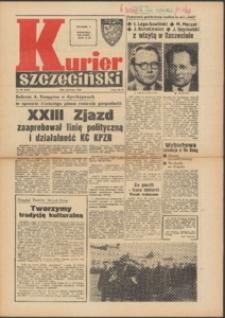 Kurier Szczeciński. 1966 nr 80 wyd.AB
