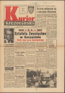 Kurier Szczeciński. 1967 nr 108 wyd.AB