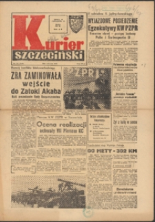 Kurier Szczeciński. 1967 nr 121 wyd.AB