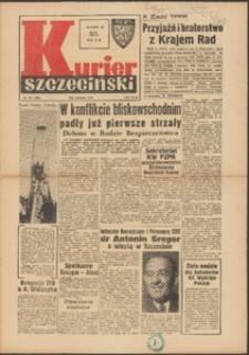 Kurier Szczeciński. 1967 nr 125 wyd.AB