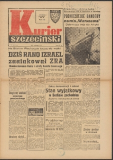 Kurier Szczeciński. 1967 nr 130 wyd.AB
