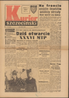 Kurier Szczeciński. 1967 nr 135 wyd.AB