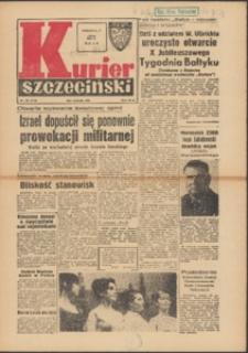 Kurier Szczeciński. 1967 nr 159 wyd.AB