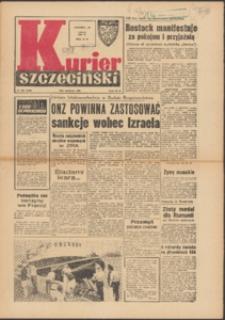 Kurier Szczeciński. 1967 nr 160 wyd.AB