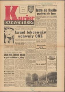 Kurier Szczeciński. 1967 nr 161 wyd.AB