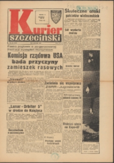 Kurier Szczeciński. 1967 nr 179 wyd.AB