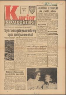 Kurier Szczeciński. 1967 nr 186 wyd.AB